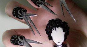 les ongles de Kayleigh O'Connor